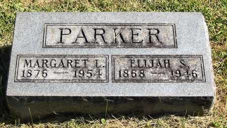 PARKER, ELIJAH S. - Polk County, Iowa | ELIJAH S. PARKER