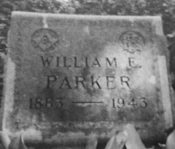 PARKER, WILLIAM EMERY - Polk County, Iowa | WILLIAM EMERY PARKER