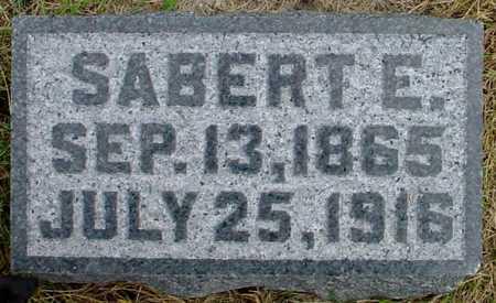 PARMENTER, SABERT E. - Polk County, Iowa   SABERT E. PARMENTER