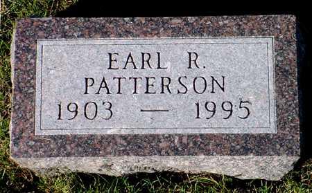 PATTERSON, EARL R. - Polk County, Iowa | EARL R. PATTERSON