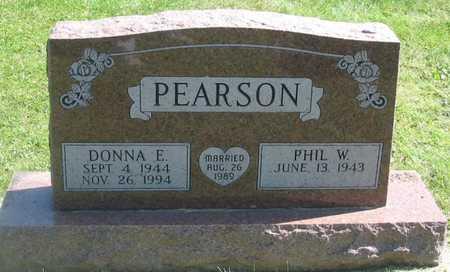 PEARSON, DONNA E. - Polk County, Iowa | DONNA E. PEARSON