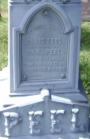PEEL, JAMES - Polk County, Iowa | JAMES PEEL