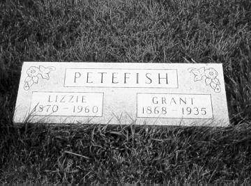 PETEFISH, LIZZIE AND GRANT - Polk County, Iowa | LIZZIE AND GRANT PETEFISH