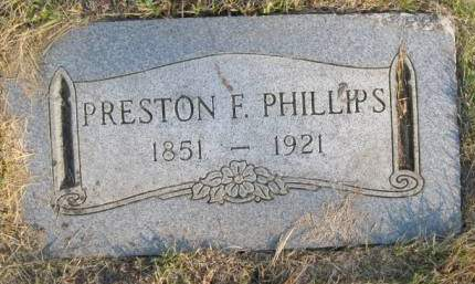 PHILLIPS, PRESTON - Polk County, Iowa | PRESTON PHILLIPS
