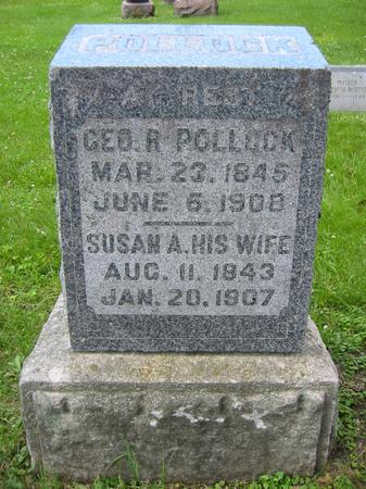 POLLOCK, GEO R. - Polk County, Iowa   GEO R. POLLOCK