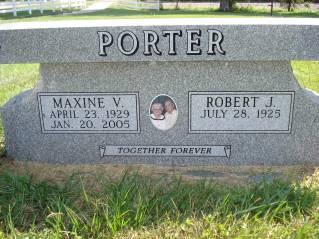 PORTER, MAXINE - Polk County, Iowa | MAXINE PORTER