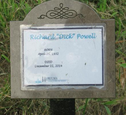 POWELL, RICHARD - Polk County, Iowa   RICHARD POWELL