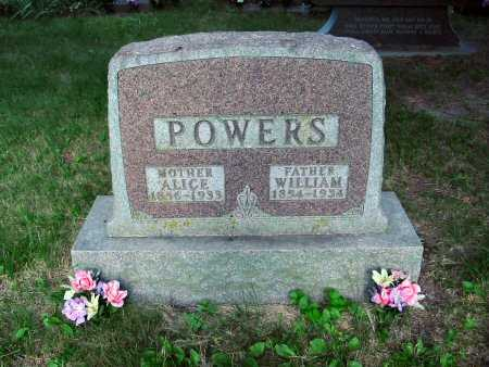 POWERS, WILLIAM - Polk County, Iowa | WILLIAM POWERS