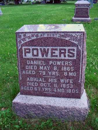 POWERS, ABIGAL - Polk County, Iowa | ABIGAL POWERS