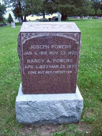 POWERS, JOSEPH - Polk County, Iowa | JOSEPH POWERS