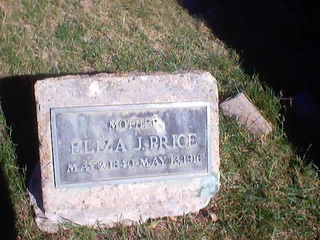 PRICE, ELIZA J. - Polk County, Iowa | ELIZA J. PRICE
