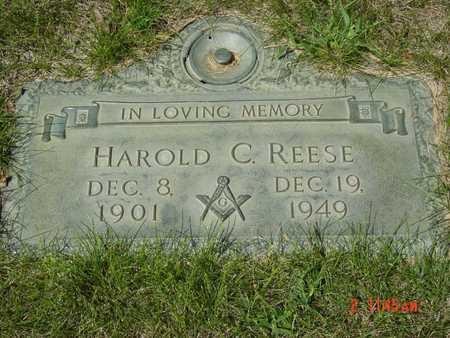 REESE, HAROLD - Polk County, Iowa | HAROLD REESE