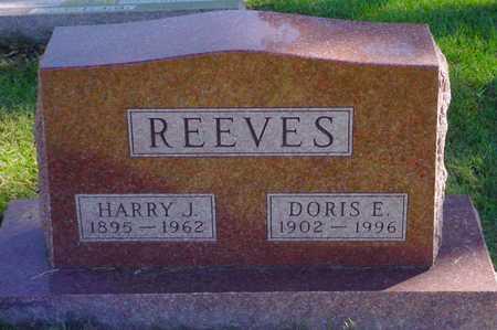 REEVES, HARRY J. - Polk County, Iowa | HARRY J. REEVES