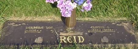 REID, CLINTON G - Polk County, Iowa | CLINTON G REID
