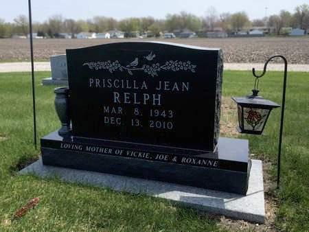 RELPH, PRISCILLA JEAN - Polk County, Iowa | PRISCILLA JEAN RELPH
