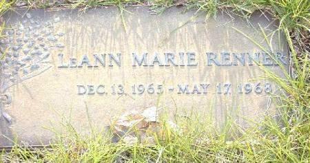 RENNER, LEANN MARIE - Polk County, Iowa   LEANN MARIE RENNER