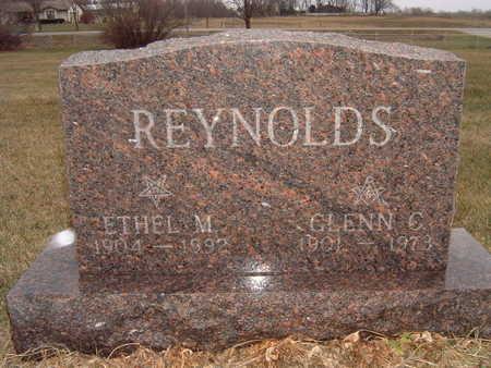 REYNOLDS, ETHEL M. - Polk County, Iowa | ETHEL M. REYNOLDS