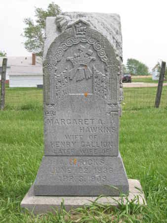 RICKS, MARGARET A. - Polk County, Iowa | MARGARET A. RICKS