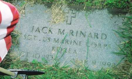 RINARD, JACK MERLE - Polk County, Iowa | JACK MERLE RINARD