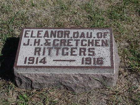 RITTGERS, ELEANOR - Polk County, Iowa | ELEANOR RITTGERS