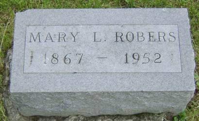 ROBERS, MARY L. - Polk County, Iowa | MARY L. ROBERS