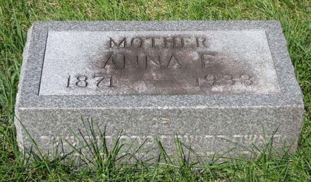 ROBINSON, ANNA F. - Polk County, Iowa | ANNA F. ROBINSON
