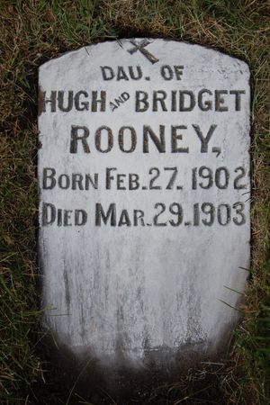 ROONEY, INFANT DAUGHTER - Polk County, Iowa | INFANT DAUGHTER ROONEY