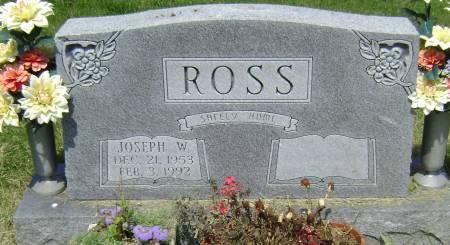 ROSS, JOSEPH W - Polk County, Iowa | JOSEPH W ROSS