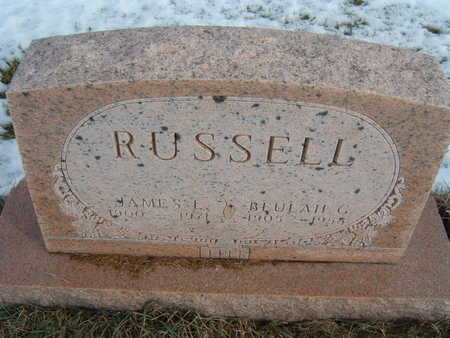 RUSSELL, JAMES L. - Polk County, Iowa | JAMES L. RUSSELL