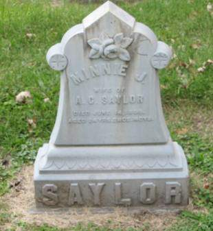 SAYLOR, MINNIE  J. - Polk County, Iowa | MINNIE  J. SAYLOR
