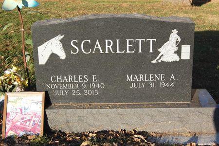 SCARLETT, CHARLES E. - Polk County, Iowa | CHARLES E. SCARLETT