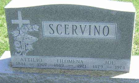 SCERVINO, ATTILIO - Polk County, Iowa | ATTILIO SCERVINO