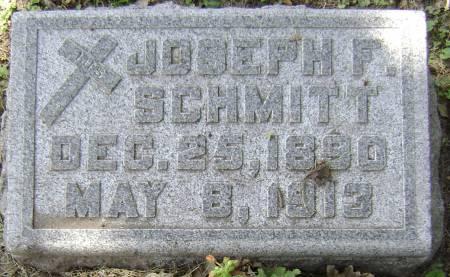SCHMITT, JOSEPH F - Polk County, Iowa | JOSEPH F SCHMITT