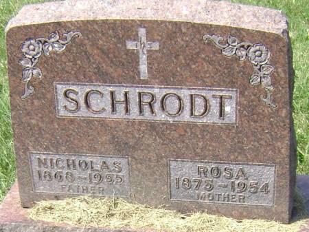 SCHRODT, ROSA - Polk County, Iowa | ROSA SCHRODT