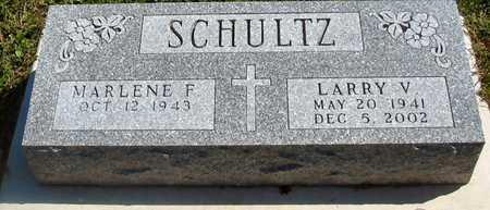 SCHULTZ, LARRY V. - Polk County, Iowa   LARRY V. SCHULTZ