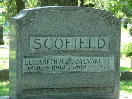 SCOFIELD, ELIZABETH M. - Polk County, Iowa | ELIZABETH M. SCOFIELD
