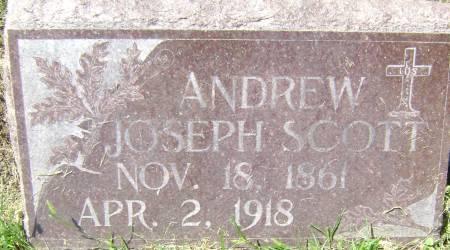 SCOTT, ANDREW JOSEPH - Polk County, Iowa | ANDREW JOSEPH SCOTT