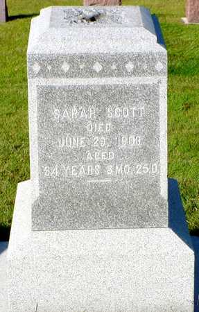 SCOTT, SARAH - Polk County, Iowa | SARAH SCOTT