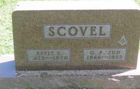 SCOVEL, G.P.