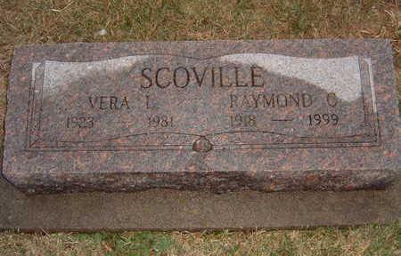 SCOVILLE, VERA L. - Polk County, Iowa | VERA L. SCOVILLE