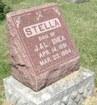 SHEA, STELLA - Polk County, Iowa   STELLA SHEA