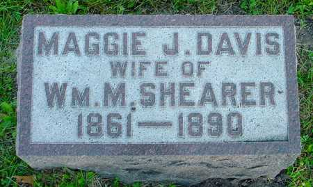 SHEARER, MAGGIE J. - Polk County, Iowa | MAGGIE J. SHEARER