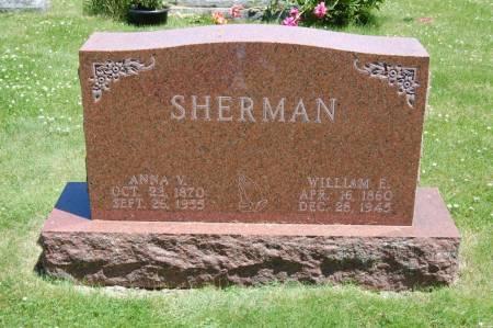 SHERMAN, ANNA V. - Polk County, Iowa | ANNA V. SHERMAN