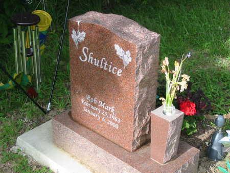 SHULTICE, ROB MARK - Polk County, Iowa | ROB MARK SHULTICE