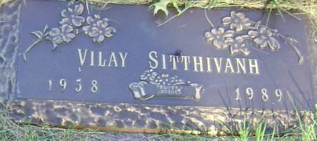 SITTHIVANH, VILAY - Polk County, Iowa   VILAY SITTHIVANH