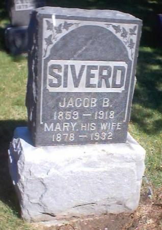 SIVERD, MARY - Polk County, Iowa | MARY SIVERD