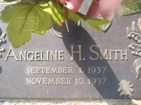 SMITH, ANGELINE H - Polk County, Iowa   ANGELINE H SMITH