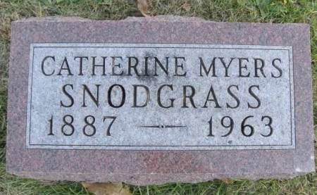 SNODGRASS, CATHERINE - Polk County, Iowa | CATHERINE SNODGRASS
