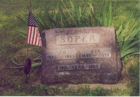 BOYER SOPER, EVA - Polk County, Iowa | EVA BOYER SOPER