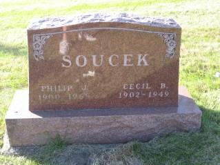 SOUCEK, CECIL - Polk County, Iowa | CECIL SOUCEK